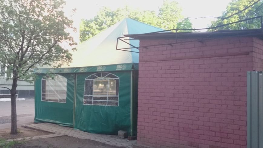 В Мариуполе у Дома связи можно попасть в «Тихий омут» (ФОТО), фото-8