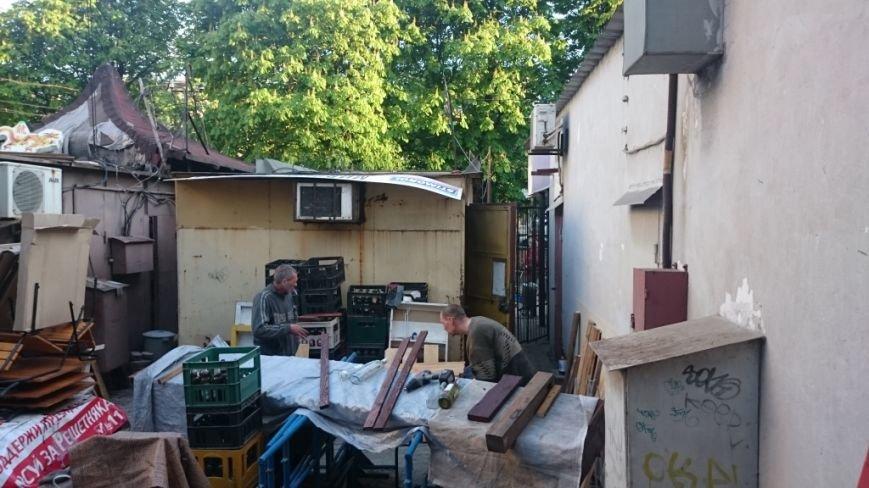 В Мариуполе у Дома связи можно попасть в «Тихий омут» (ФОТО), фото-1