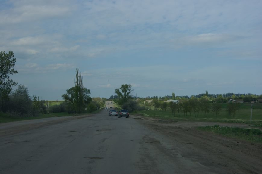 Ремонт дороги на трассе «Одесса-Рени» превратили в фарс (ФОТО) (фото) - фото 1