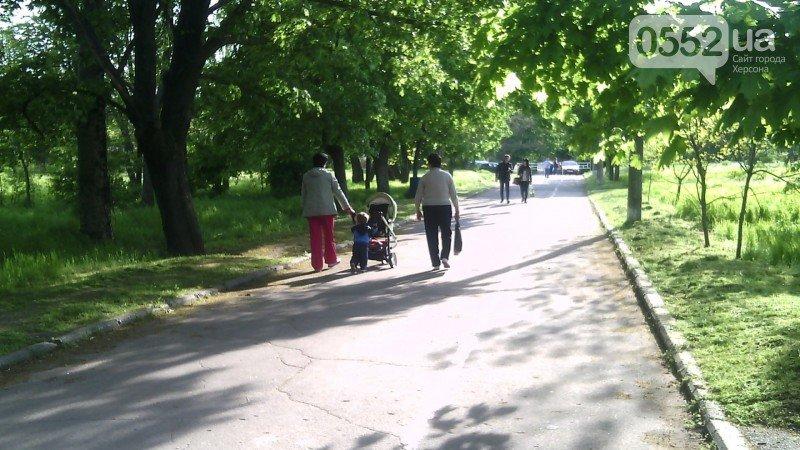 Весенний Херсон, фото-1