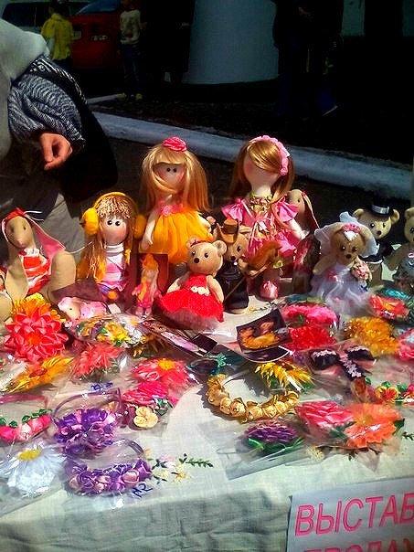 В Доброполье состоялась благотворительная выставка-продажа, фото-1