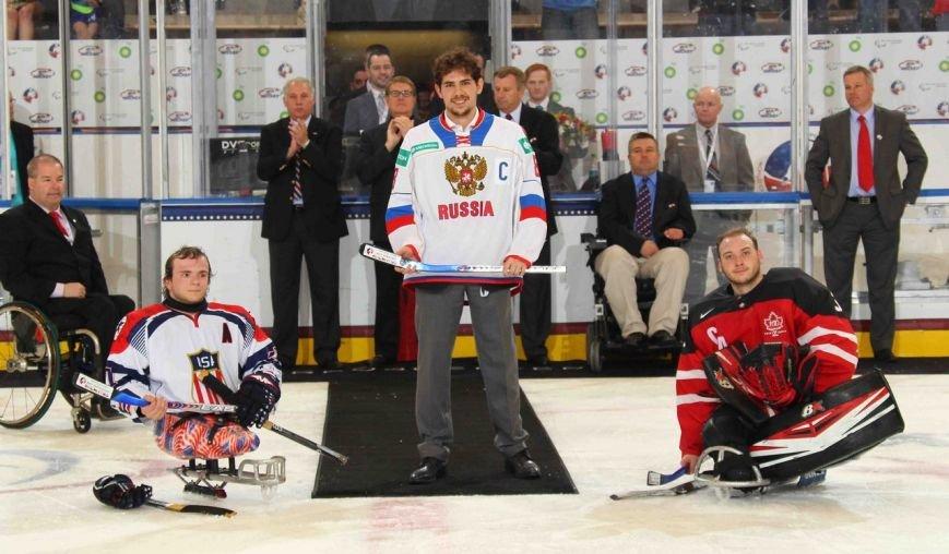 Домодедовец Дмитрий Лисов признан лучшим нападающим на чемпионате мире по следж-хоккею (фото) - фото 1