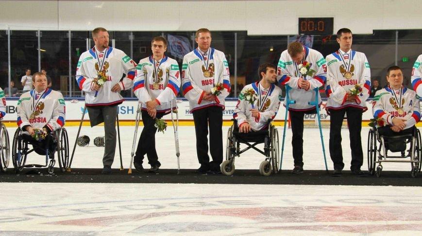 Домодедовец Дмитрий Лисов признан лучшим нападающим на чемпионате мире по следж-хоккею (фото) - фото 2