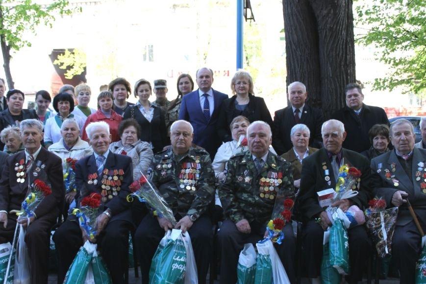 Юрий Тернавский: «Спасибо ветеранам за Великую Победу!» (фото) - фото 1