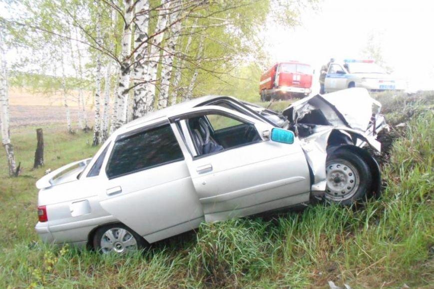 За выходные на белгородских дорогах три человека погибли и 17 пострадали в ДТП (фото) - фото 1