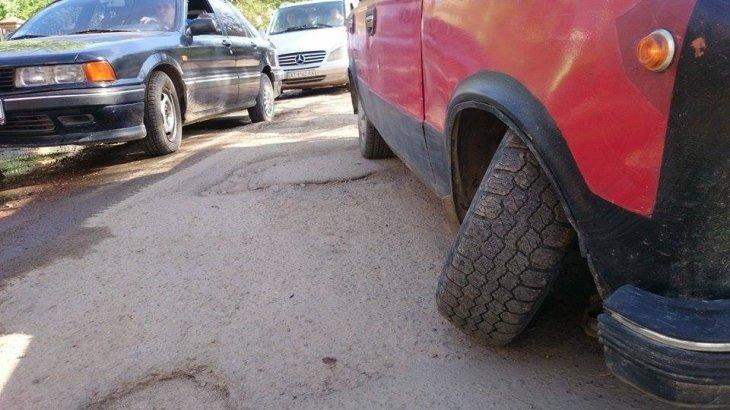 На франківських дорогах автомобілі втрачають колеса (ФОТО) (фото) - фото 3