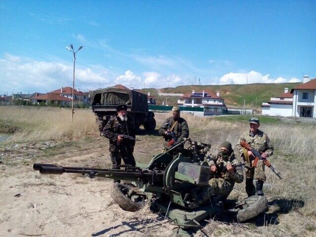 В Широкино идет стрелковый бой, фото-2