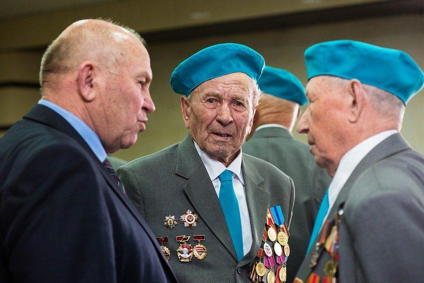 Ветераны Великой Отечественной войны отправляются в Астану