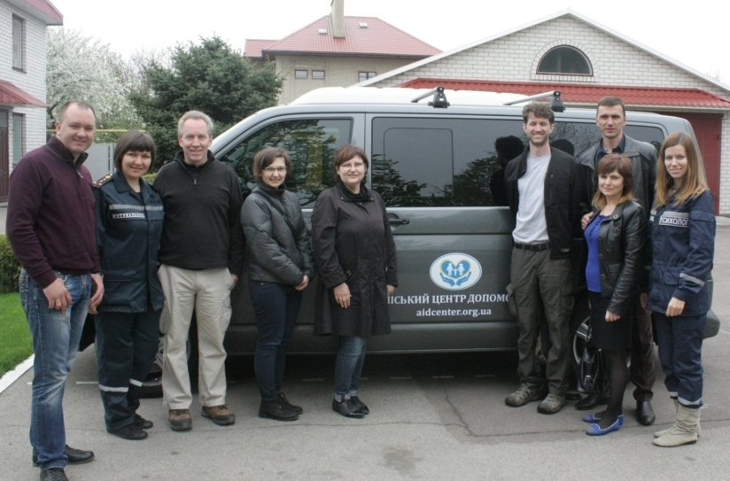 300 семей беженцев, проживающих в Бердянске, получили помощь (ФОТО) (фото) - фото 3