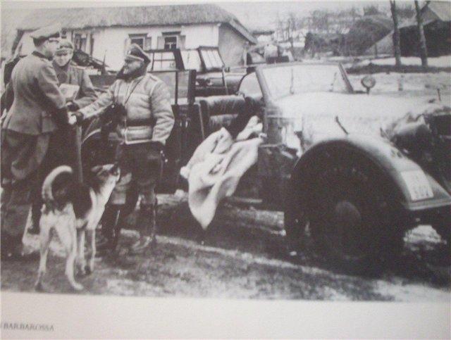 Зепп Дитрих в Мариуполе