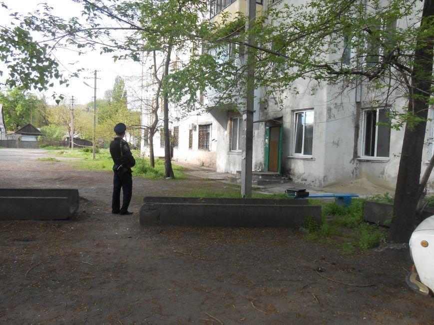 В Днепродзержинске заминировали жилой дом (ОБНОВЛЯЕТСЯ) (фото) - фото 7