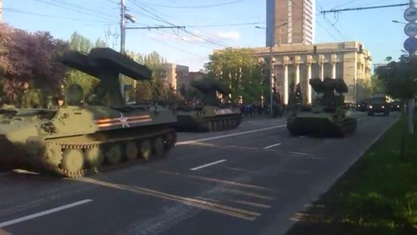Как в «ДНР» готовятся к военному параду в Донецке (ФОТО) (фото) - фото 1