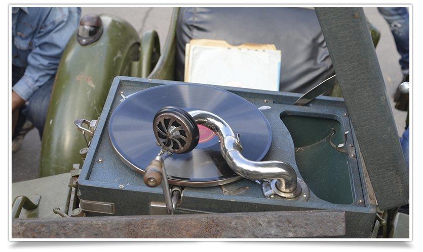 Славянск посетили раритетные автомобили времён Второй мировой войны (фото) - фото 10