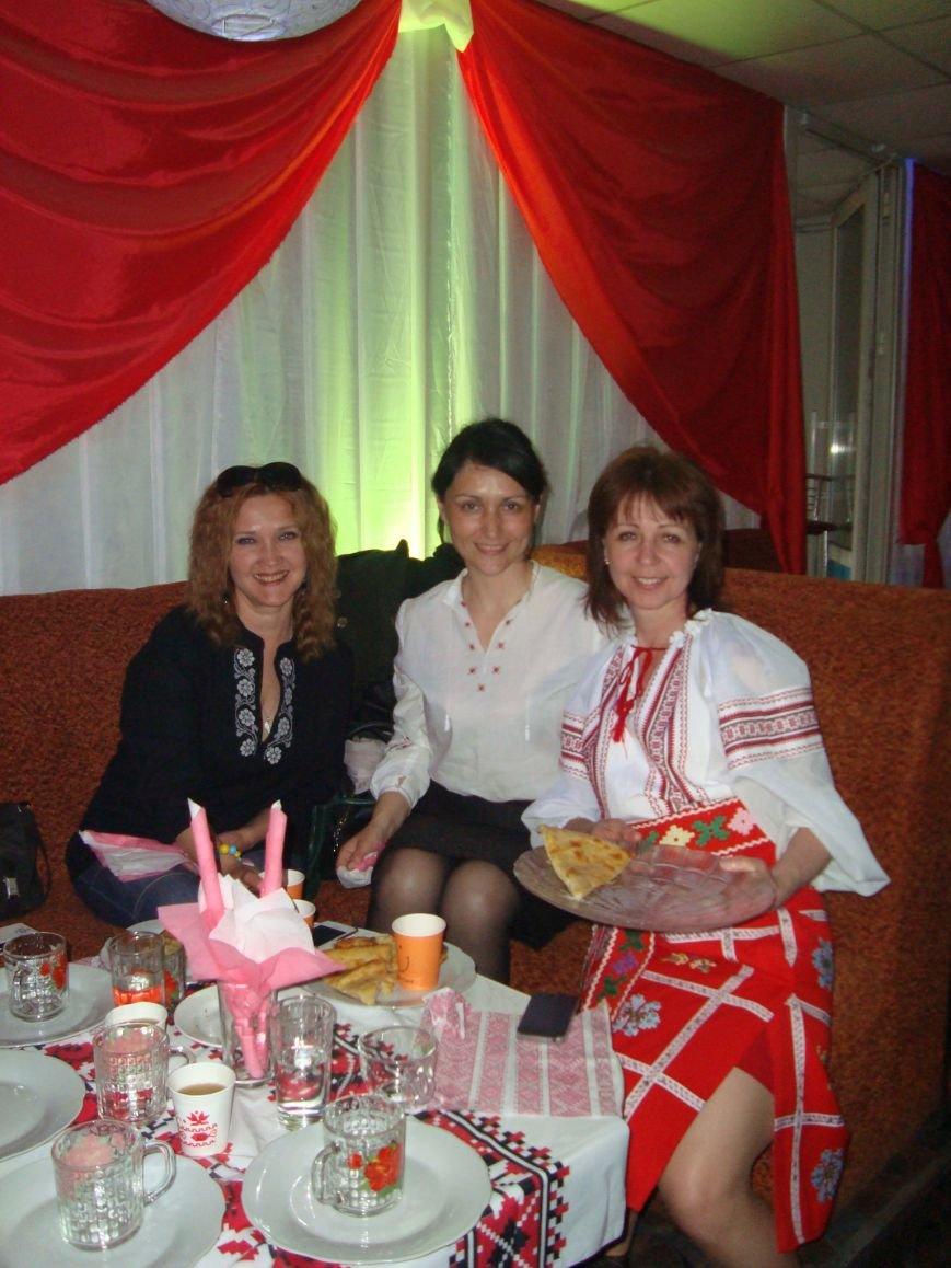 Сьогодні на Херсонщині провели чайну церемонію в укрїнському стилі (фото) - фото 1