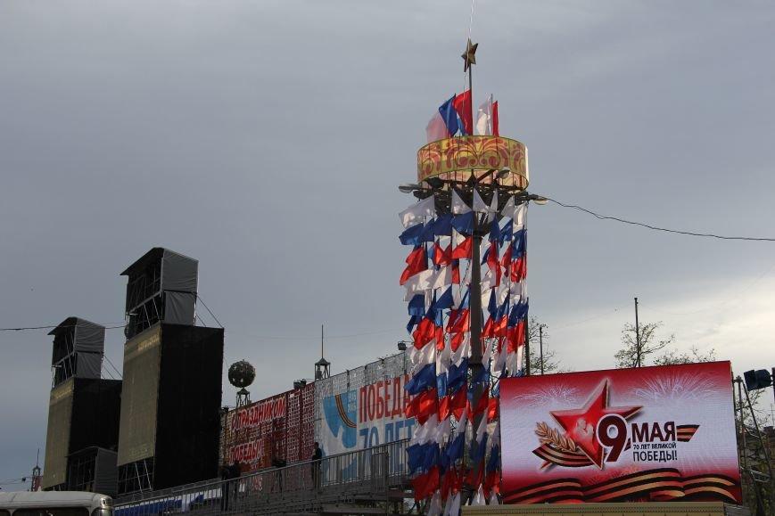 В Волгограде прошла репетиция парада ко Дню Победы, фото-2