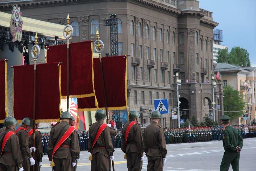 В Волгограде прошла репетиция парада ко Дню Победы, фото-1