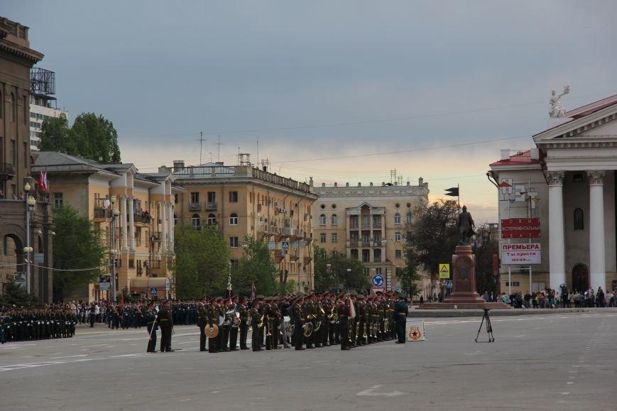 В Волгограде прошла репетиция парада ко Дню Победы, фото-4