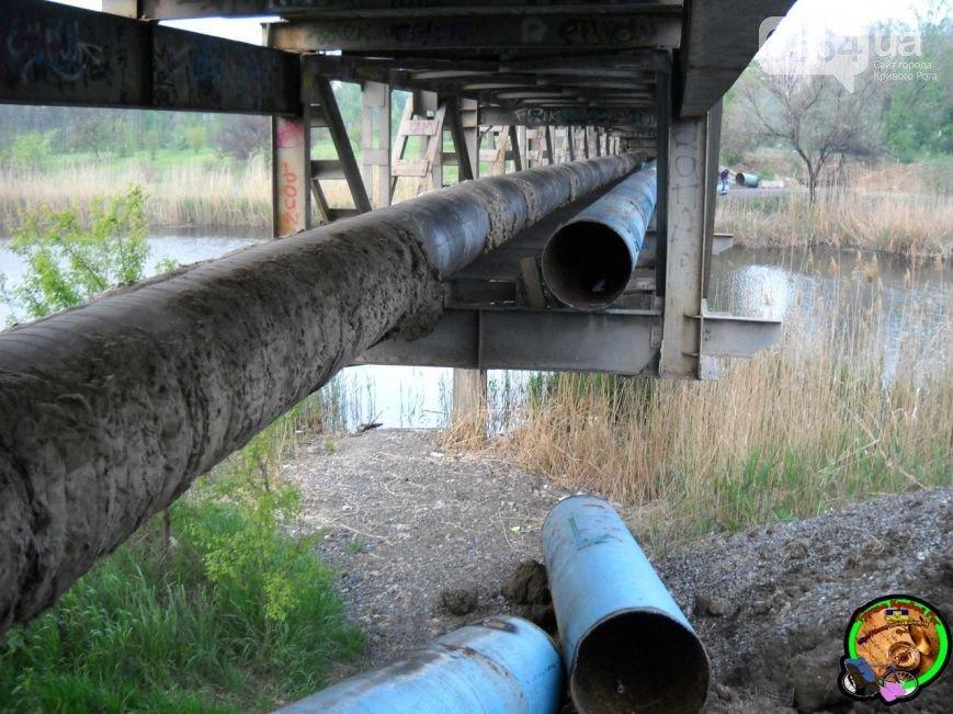В Кривом Роге: бойцы 17 бригады попали в ДТП, сержант «заминировал» общежитие, активисты обнаружили вырезанные трубы под мостом (фото) - фото 3
