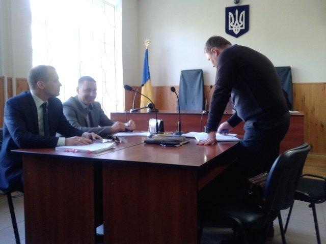 Сумской чиновник Владимир Войтенко попал в больницу в день суда (ФОТО), фото-1