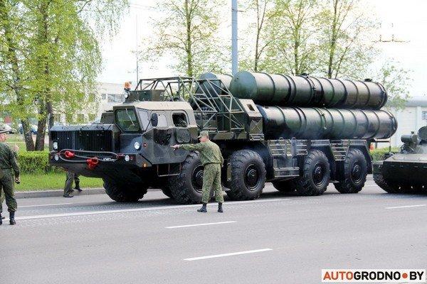 Фотофакт: в Гродно прошла масштабная репетиция военного парада перед 9 мая (фото) - фото 5