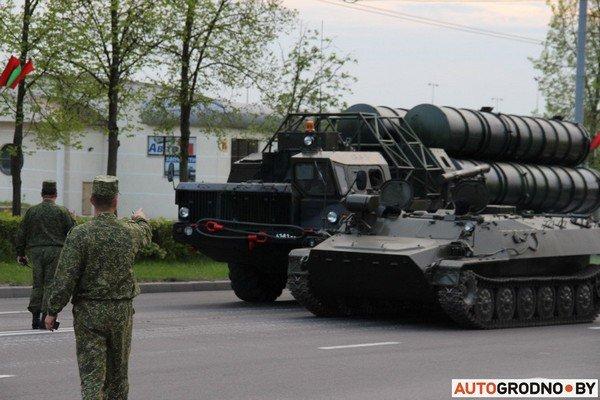 Фотофакт: в Гродно прошла масштабная репетиция военного парада перед 9 мая (фото) - фото 4