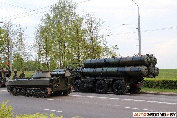 Фотофакт: в Гродно прошла масштабная репетиция военного парада перед 9 мая (фото) - фото 7