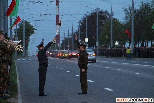 Фотофакт: в Гродно прошла масштабная репетиция военного парада перед 9 мая (фото) - фото 23