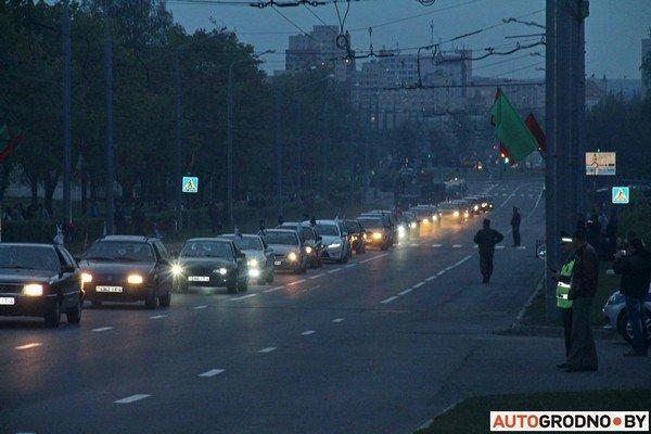 Фотофакт: в Гродно прошла масштабная репетиция военного парада перед 9 мая (фото) - фото 22