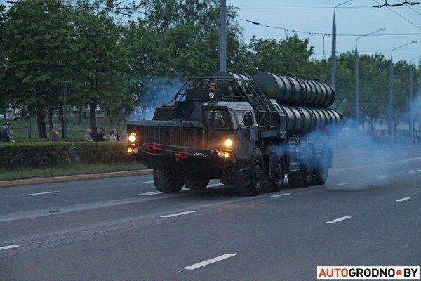 Фотофакт: в Гродно прошла масштабная репетиция военного парада перед 9 мая (фото) - фото 21