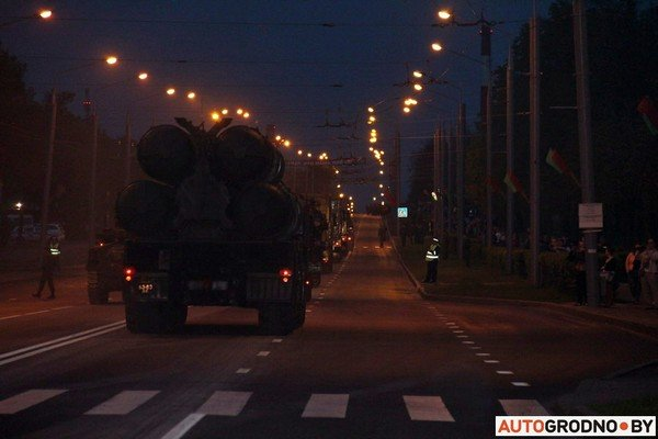 Фотофакт: в Гродно прошла масштабная репетиция военного парада перед 9 мая (фото) - фото 30