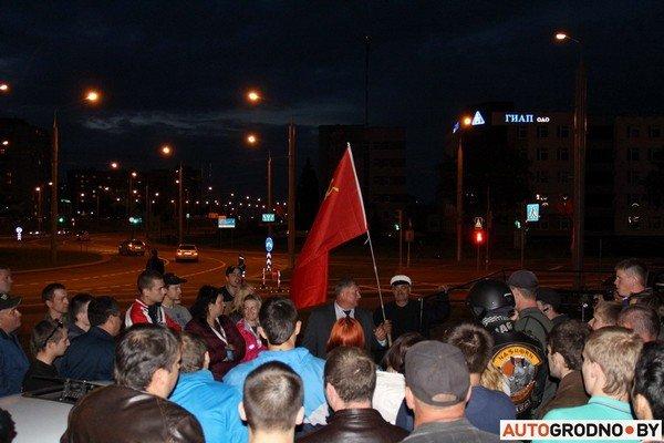 Фотофакт: в Гродно прошла масштабная репетиция военного парада перед 9 мая (фото) - фото 25
