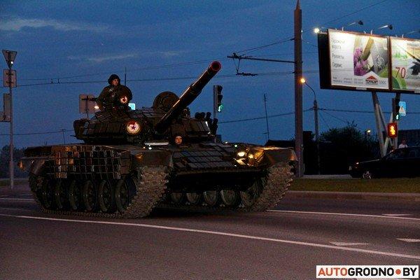 Фотофакт: в Гродно прошла масштабная репетиция военного парада перед 9 мая (фото) - фото 26