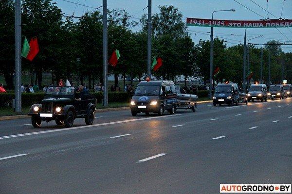 Фотофакт: в Гродно прошла масштабная репетиция военного парада перед 9 мая (фото) - фото 24
