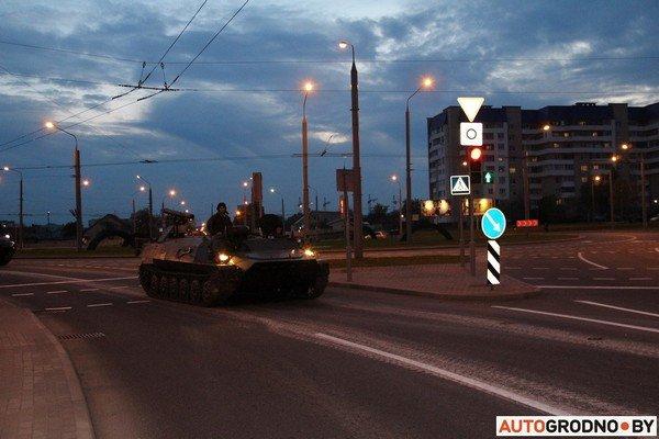 Фотофакт: в Гродно прошла масштабная репетиция военного парада перед 9 мая (фото) - фото 29