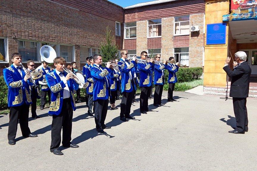 В Усть-Каменогорске состоялась акция, посвященная легендарной 30-ой Гвардейской дивизии, фото-1
