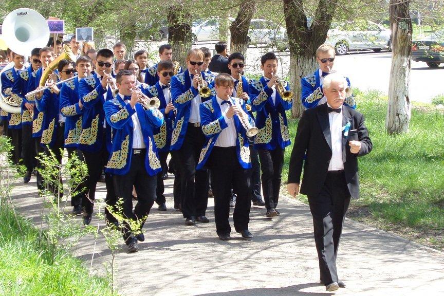 В Усть-Каменогорске состоялась акция, посвященная легендарной 30-ой Гвардейской дивизии, фото-2