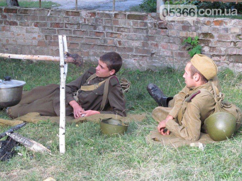 9 мая кременчужанам покажут реконструкцию сцен из жизни воинов ВОВ, фото-4