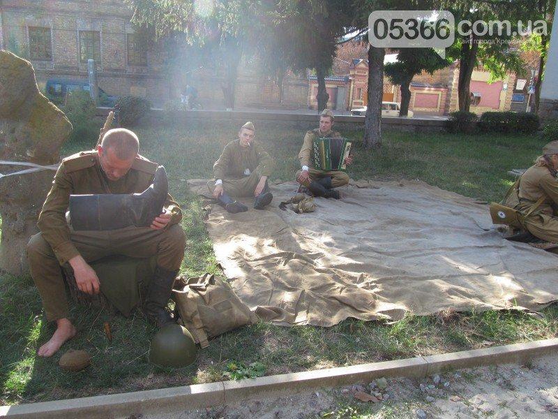 9 мая кременчужанам покажут реконструкцию сцен из жизни воинов ВОВ, фото-1
