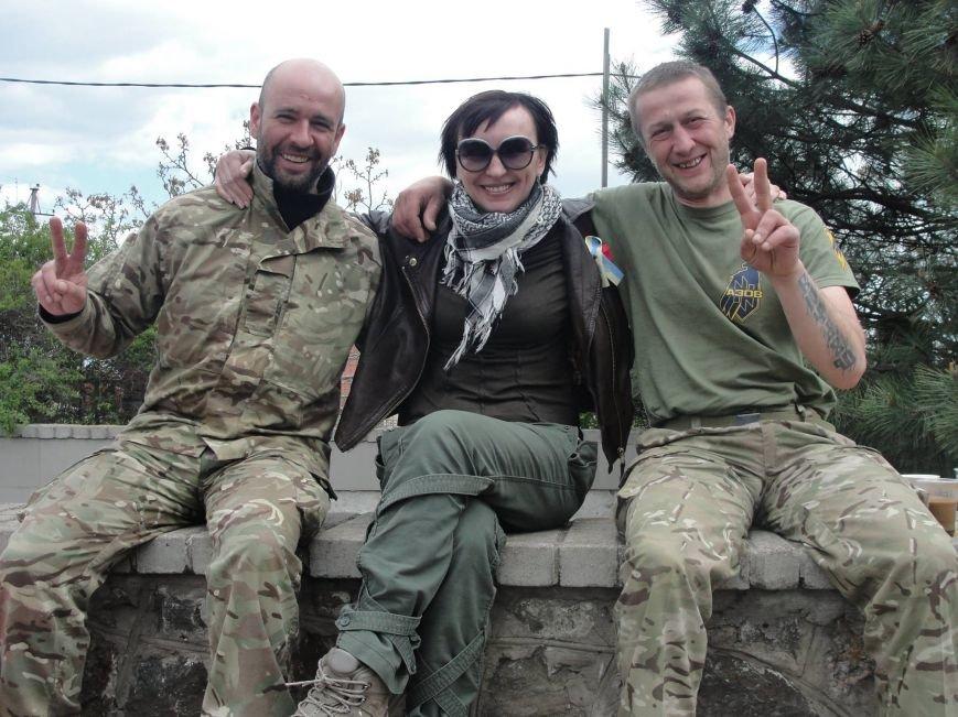 В Широкино два хорвата-добровольца помогают Украине победить (ФОТО), фото-1