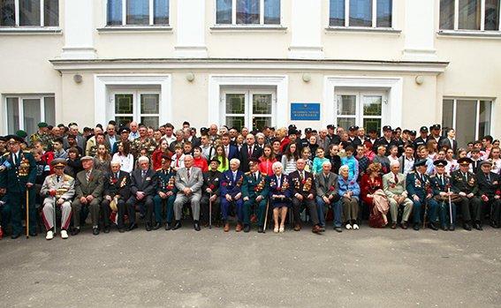 У Хмельницькому вшанували ветеранів другої світової війни та учасників АТО (ФОТОРЕПОРТАЖ) (фото) - фото 8