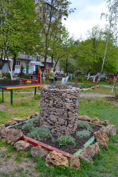 В Ильичёвске определённ самый красивый двор (фото) - фото 1