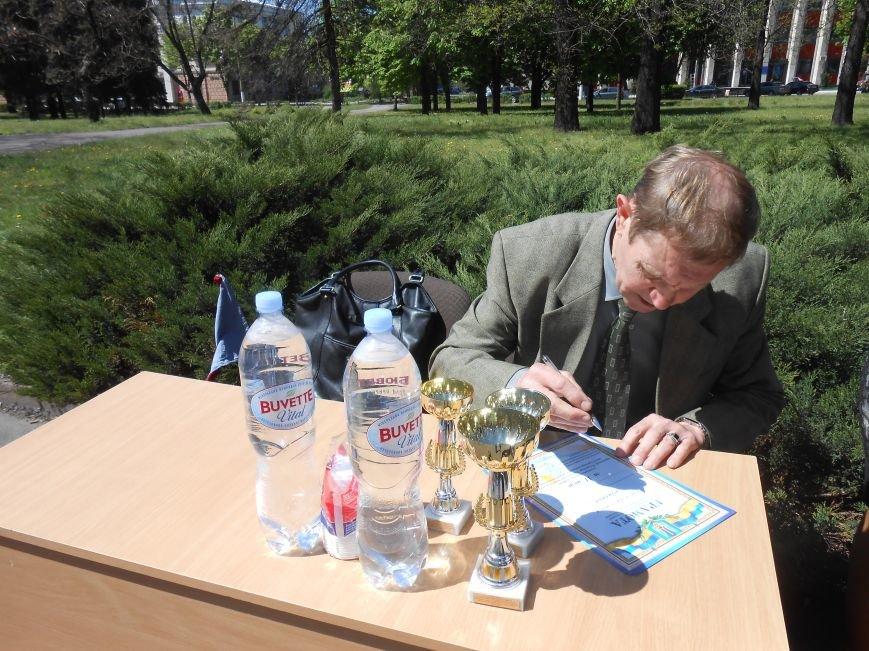 В Днепродзержинске прошла эстафета, посвященная 70-летию Победы над нацизмом в Европе (фото) - фото 12
