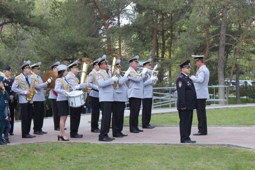 В Волгограде открыли памятник чекистам после реконструкции, фото-1
