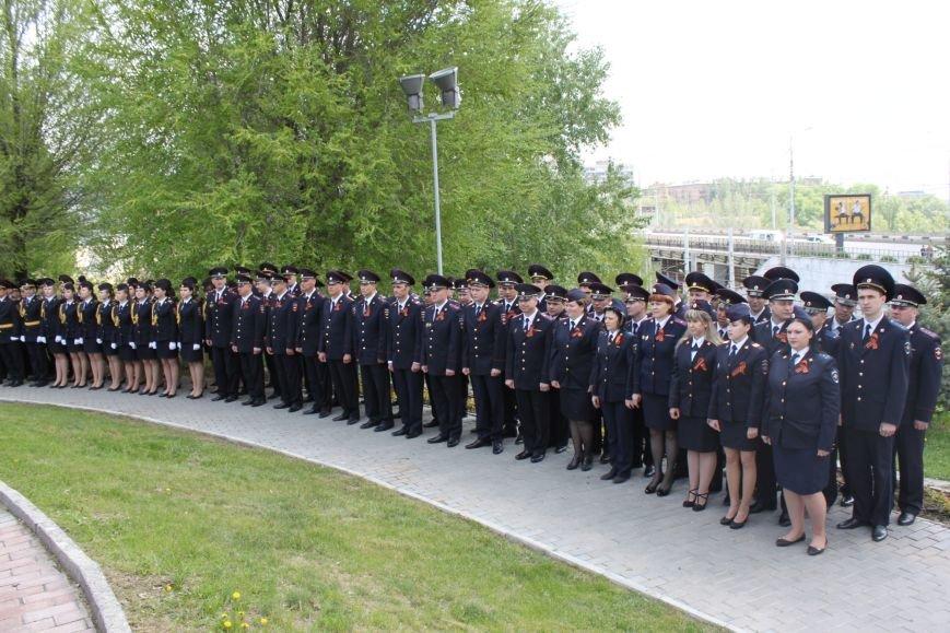 В Волгограде открыли памятник чекистам после реконструкции, фото-4