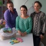 Херсонские благотворители поздравили детишек с зоны АТО с днем рождения (фото) - фото 1