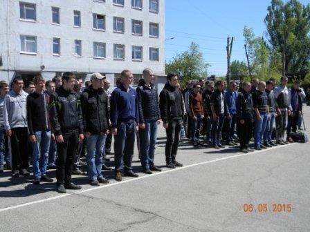 Служить в президентский полк отправились 30 запорожцев (ФОТО) (фото) - фото 2