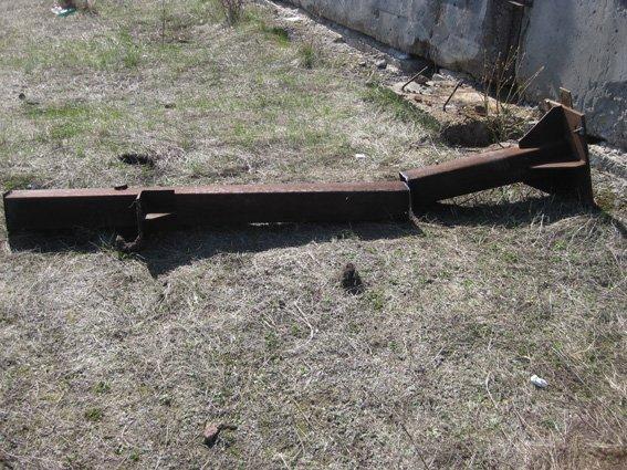 На Кировоградщине пресечена кража металла (фото) - фото 1