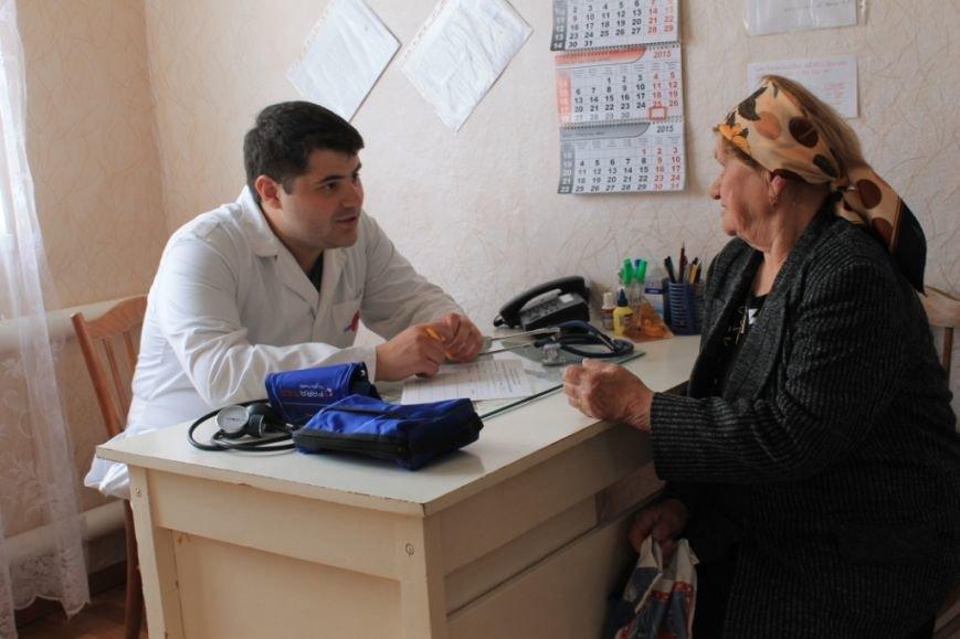 Герои-фронтовики и ветераны  Володарского района прошли бесплатное медицинское обследование (фото) - фото 1