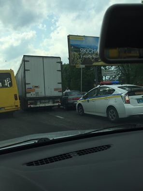 Як 6 травня львівські водії потрощили свої іномарки (ФОТОРЕПОРТАЖ) (фото) - фото 4