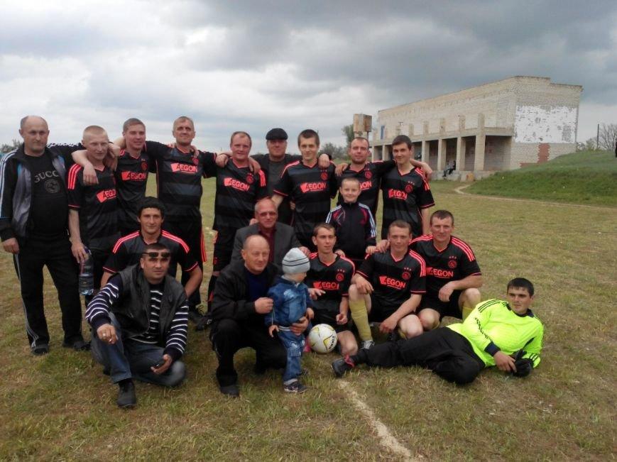 Демьяновская сборная по футболу